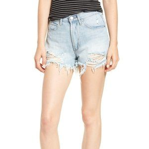 Urban Outfitters Articles of Society Cut-Off Short
